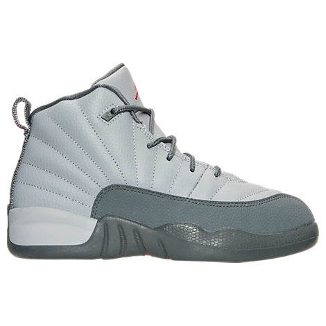 Girls' Preschool Jordan Retro 12 Basketball Shoes