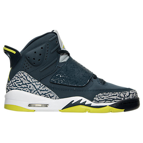 Boys' Grade School Air Jordan Son of Mars Basketball Shoes