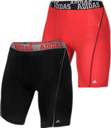 Men's adidas ClimaCool 2-Pack 9 Inch Midway Briefs