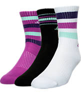 Women's adidas Originals Retro 2 Crew Socks - 3 Pack