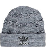 adidas Originals Weave Striped Knit Hat