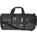 Front view of adidas Santiago Duffel Bag in Black