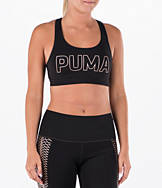 Women's Puma Logo Sports Bra