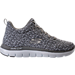 Right view of Men's Skechers Maclin Athletic Walking Shoes in Grey/White