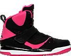 Girls' Preschool Jordan Flight 45 High Basketball Shoes