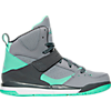 color variant Cement Grey/White/Green Glow