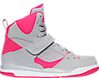 Girls' Preschool Jordan Flight 45 High Basketball Shoes