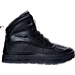 Right view of Kids' Grade School Nike ACG Woodside Boots in Black/Black