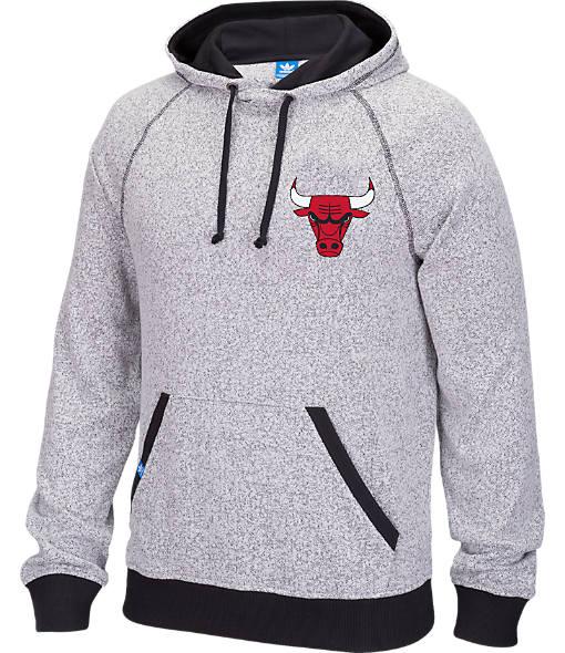 Men's adidas Chicago Bulls NBA Originals Pullover Hoodie