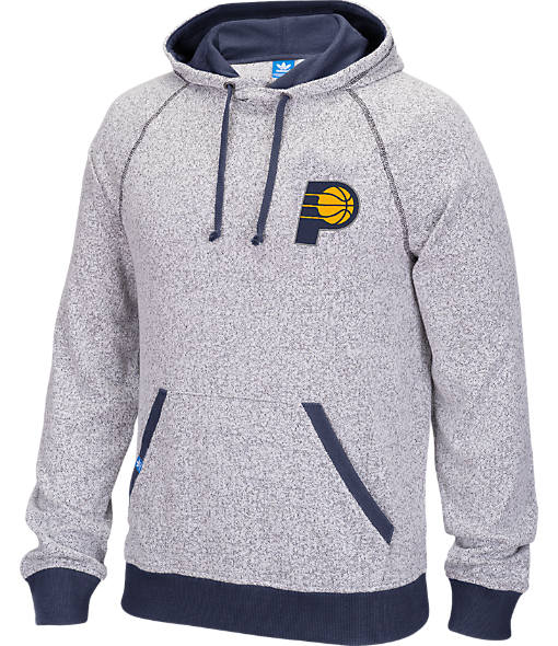 Men's adidas Indiana Pacers NBA Originals Pullover Hoodie