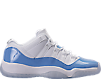 Boys' Grade School Air Jordan Retro 11 Low Basketball Shoes