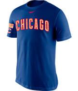Men's Nike Chicago Cubs MLB USA T-Shirt