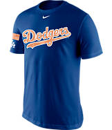 Men's Nike Los Angeles Dodgers MLB USA T-Shirt