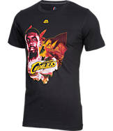 Men's Majestic Cleveland Cavaliers NBA Kyrie Irving Fan Favorite T-Shirt