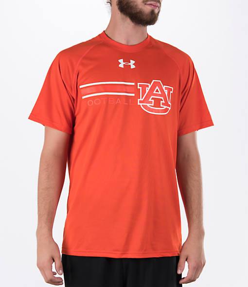 Men's Under Armour Auburn Tigers College Onfield Football T-Shirt