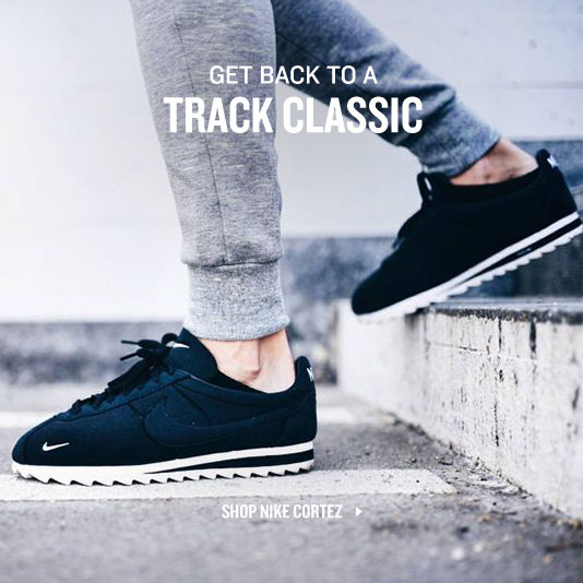 Get back to a track classic. Shop Nike Cortez.