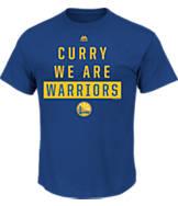 Men's Nike Golden State Warriors NBA Curry One T-Shirt