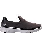 Men's Skechers GO WALK 4 Canvas Casual Shoes