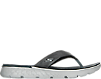 Men's Skechers On the Go Point 3 Thong Sandals