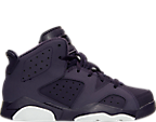 Girls' Preschool Air Jordan Retro 6 Basketball Shoes