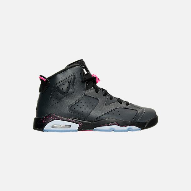 c0888450857a45  Finishline终点线  Girls Grade School Air Jordan Retro 6 (3.5y-9.5y)  Basketball Shoes