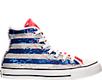 Women's Converse Chuck Taylor Hi Flag Casual Shoes