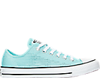Women's Converse Chuck Taylor Ox Perfed Casual Shoes