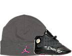 Girls' Infant Air Jordan Retro 13 Gift Pack