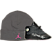 Right view of Girls' Infant Air Jordan Retro 13 Gift Pack in Black/Anthracite/Hyper Pink