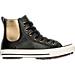 Right view of Women's Converse Chuck Taylor Chelsee Boot Casual Shoes in 001