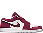 Men's Air Jordan Retro 1 Low Basketball Shoes