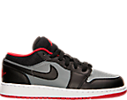 Boys' Grade School Air Jordan 1 Low Casual Shoes