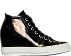 Women's Converse Chuck Taylor Lux Metallic Casual Shoes