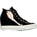 Right view of Women's Converse Chuck Taylor Lux Metallic Casual Shoes in 006