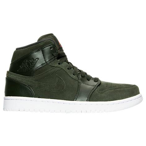 d19018788dc3 Nike Men S Air Jordan Retro 1 Mid Retro Basketball Shoes