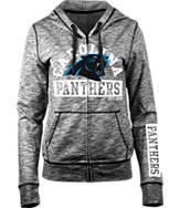 Women's New Era Carolina Panthers NFL French Terry Hoodie