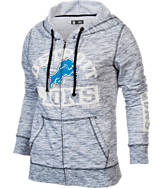 Women's New Era Detroit Lions NFL French Terry Hoodie