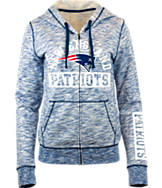 Women's New Era New England Patriots NFL French Terry Hoodie