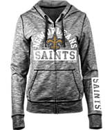 Women's New Era New Orleans Saints NFL French Terry Hoodie