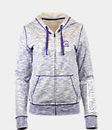 Women's New Era TCU Horned Frogs College French Terry Hoodie
