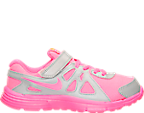 Girls' Preschool Nike Revolution 2 Running Shoes