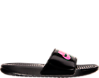 Girls' Gradeschool Nike Benassi Slide Sandals