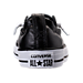 Back view of Women's Converse Shoreline Ox Metallic Casual Shoes in