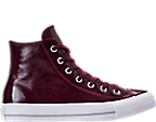 Women's Converse Chuck Taylor Hi Patent Casual Shoes