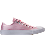 Women's Converse Chuck Taylor Ox Satin Casual Shoes