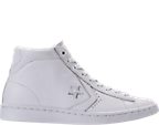 Women's Converse Pro Leather Mid Casual Shoes