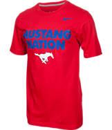Men's Nike SMU Mustangs College Selection T-Shirt