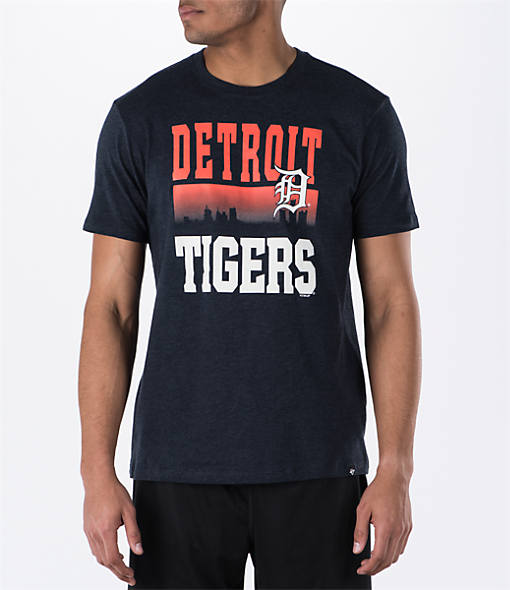 Men's '47 Detroit Tigers MLB Club T-Shirt