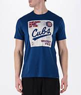 Men's '47 Chicago Cubs MLB Knock Vintage T-Shirt