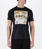Men's '47 Pittsburgh Pirates MLB Knock Vintage T-Shirt